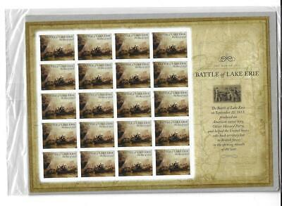 Us Scott 4805 Battle Of Lake Erie Pane Of 20 Stamps Forever Mnh