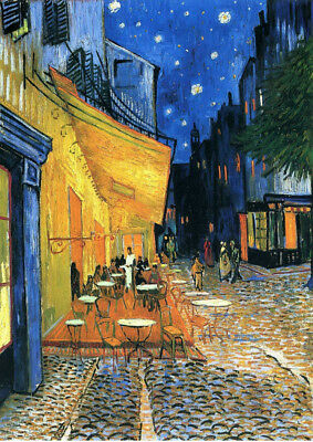 The night cafe by Van Gogh print on 230gsm photo quality paper choose size
