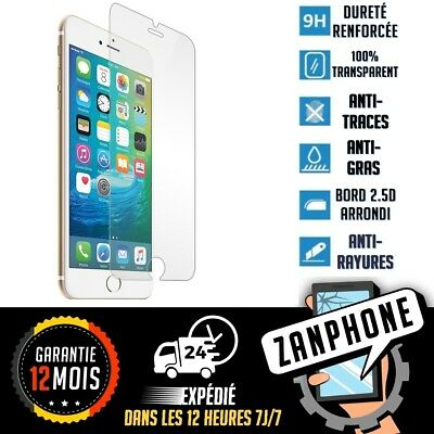 iPhone 7 FILM DE PROTECTION VERRE TREMPÉ TEMPERED GLASS SCREEN PROTECTOR