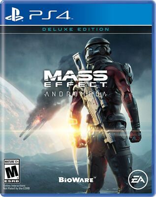 Electronic Arts Mass Effect Andromeda Deluxe (PlayStation 4)
