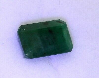 GIA certified 5.55CT 13.15 X 9.08 X 5.62mm loose emerald solitaire