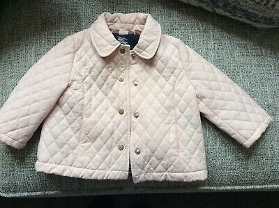 Burberry Coat 12 Months