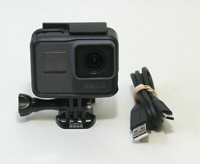 GoPro HERO 5 Black Waterproof Action 4K Ultra HD Camera Touch Screen With Mount