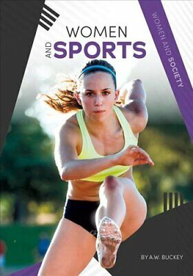 Women and Sports by A W Buckey 9781682825495 | Brand New | Free UK Shipping