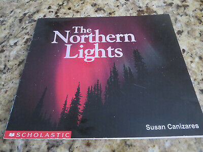 The Northern Lights By Cazinares Childrens Softcover Book