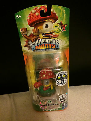 Shroomboom Lightcore Light Core NIB Skylanders Giants FREE Shipping