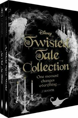 Disney A Twisted Tale Treasury: One Moment Changes Everything..., Braswell, Liz,