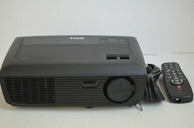 Dell 1410X DLP Projector Multimedia Home Theater