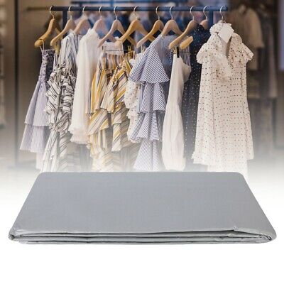 Home Ironing Board Cover Cotton Dust-Proof Heat Resistant Board Covers Silver