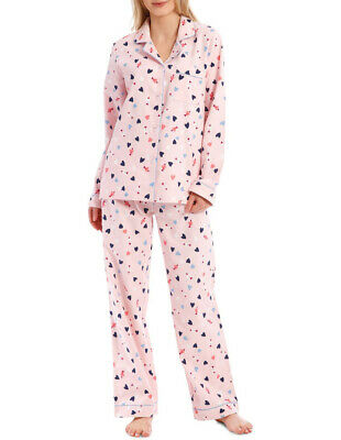 Full Flannel PJ Set