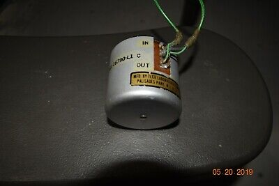 vintage 1961 western electric ks-16790-L1 attenuator tech laboratories