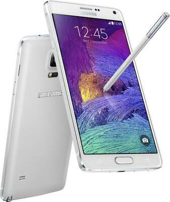 Samsung Galaxy Note 4 SM-N910P - 32GB - Frost White (Sprint) Smartphone
