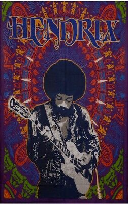 Bob Marley Hendrix Small Tapestry Poster Throw Cotton Legends Crate Hippie Art
