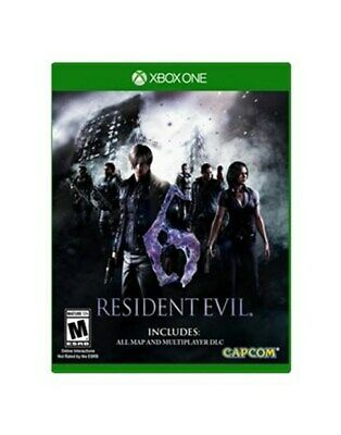 Resident Evil 6 HD Xbox One - IMPORT