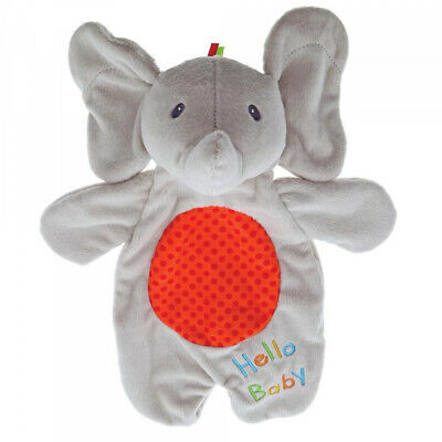 Gund Flappy the Elephant Activity Lovey Comforter Toy
