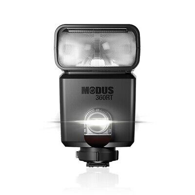 Hahnel Modus 360RT Wireless Flash Speedlight: Sony fit