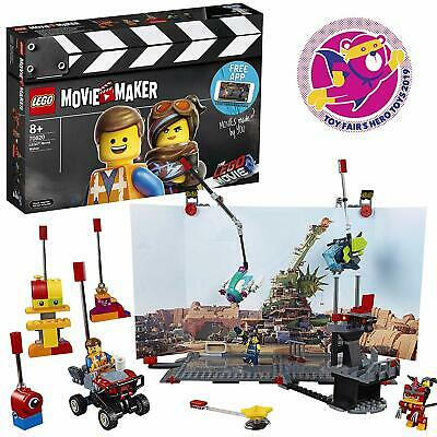 LEGO 70820 The Lego Movie 2 Movie Maker 2018 Building Construction Kids Toy Set