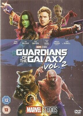 Guardians Of The Galaxy Vol. 2 (DVD) Brand New & Sealed