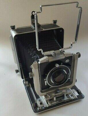 MPP 4x5 Format Micro Technical Large Camera