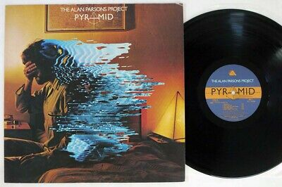 ALAN PARSONS PROJECT PYRAMID ASYLUM 25RS-69 Japan VINYL LP