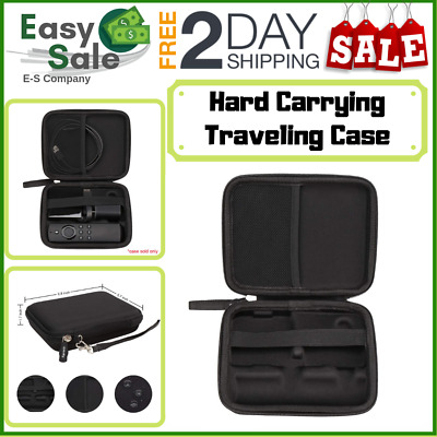 Ess Hard Carrying Traveling Case Ultra HD Alexa Voice Remotes Durable Cable TV