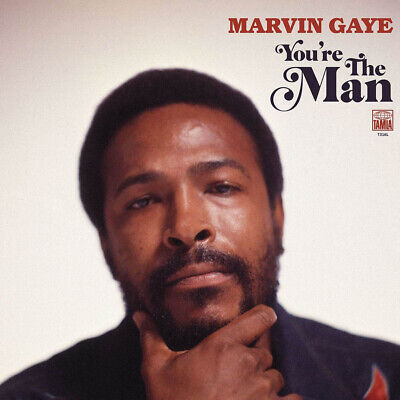 Marvin Gaye Youre The Man Vinyl LP New 2019