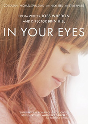 In Your Eyes-In Your Eyes Dvd New