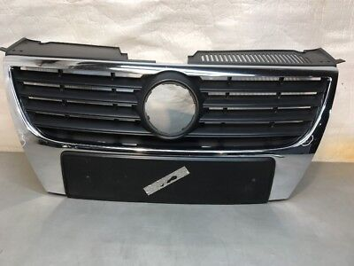 Vw Passat B6 2006 To 2011 Genuine Front Grill