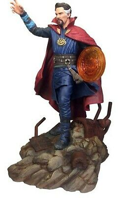 "Marvel Gallery Dr. Doctor Strange 9"" Statue Diamond Select PVC Figure Comic"