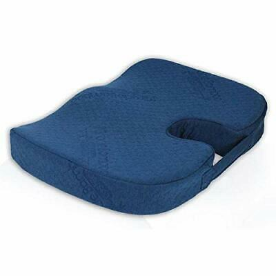 Miracle Bamboo Cushion Color Navy Blue As Seen On TV.