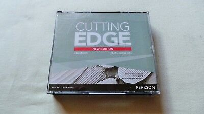 Cutting Edge New Edition Advanced Class Audio Cd's