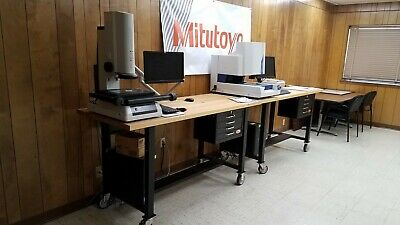 Mitutoyo CNC Vision Measuring Machine QS250Z