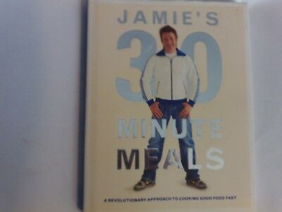 Jamie's 30 Minute Meals Recipe Book. Jamie Oliver/ Cook/ Cooking/  Cookery