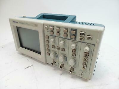 Tektronix TDS 1012 Two Channel Digital Storage Oscilloscope 100MHz