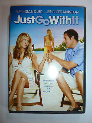 JUST GO WITH It DVD - $3 86 | PicClick