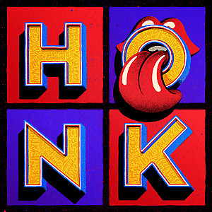 Honk - Rolling Stones Latest Release - 2Cd's - 36 Songs