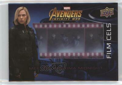 2018 Upper Deck Avengers Infinity War Film Cels Meeting Proxima Midnight o1h