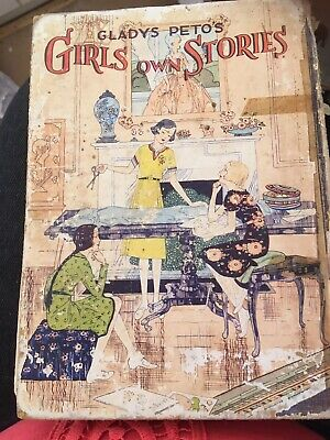 Girls own Stories From The 1920's