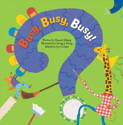 Busy, Busy, Busy! Pattern by Haneul Ddang 9781925248913 | Brand New