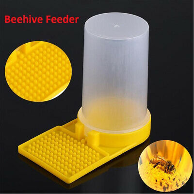 Beekeeping Beehive Water Feeder Bee Drinking Nest Entrance Beekeeper Cup Tool