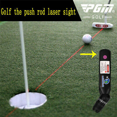 The Perfect Putter Laser New Golf Putting Pointer Aid Improve Training Tool