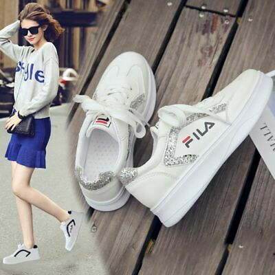 Womens FILA Disruptor Sneakers Casual Athletic Running Walking Sports Shoes