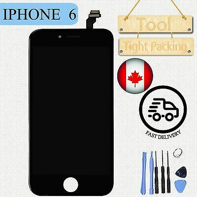LCD Screen For iPhone 6G Touch Replacement Display Digitizer Black - Original IC