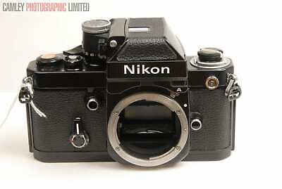 Nikon F2 F2A Camera Body with DP-11 Photomic Prism. Graded: LN- [#8262]