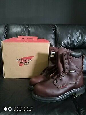3b12dcd77a1 NEW RED WING 2414 Men's Boots 9.0 D - $117.50 | PicClick