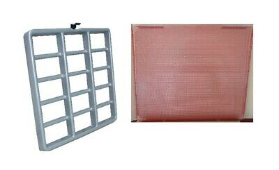 Grill Screen & Insert For Case-IH International Harvester Tractors 766 786 886