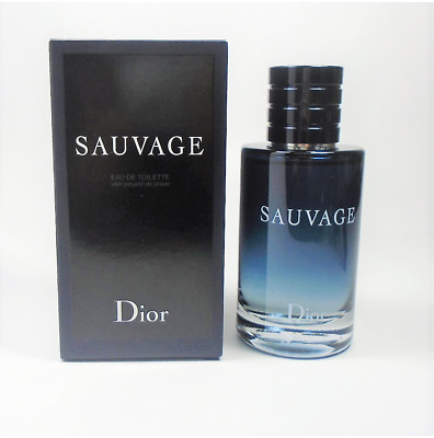 Dior SAUVAGE by Christian Dior EDT Men 100 ml - 3.4 oz *NEW IN SEALED BOX*