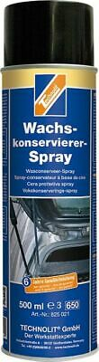 Technolit Wachskonservierer-Spray 500 ml