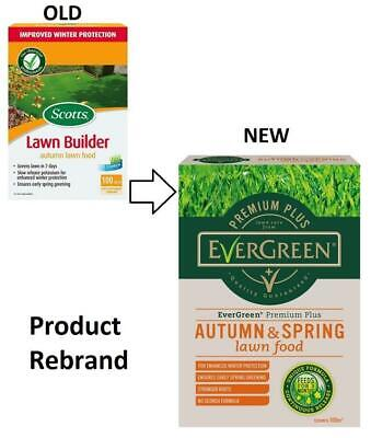 Evergreen Autumn & Spring Lawn Food (Formally Lawn Builder) 100Sqm
