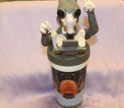 Pizza Hut SEBULBA Star Wars Phantom Menace Topper Cup